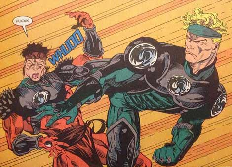 Conheça Billy e Jimmy Lee, os protagonistas da série de ação Double Dragon Double-dragon-comics-jogo-veio