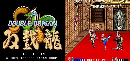 Conheça Billy e Jimmy Lee, os protagonistas da série de ação Double Dragon Double-dragon1-jogo-veio
