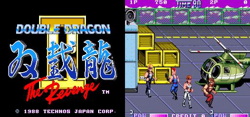 Conheça Billy e Jimmy Lee, os protagonistas da série de ação Double Dragon Double-dragon2-jogo-veio