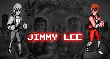 Conheça Billy e Jimmy Lee, os protagonistas da série de ação Double Dragon Jimmy-lee-jogo-veio