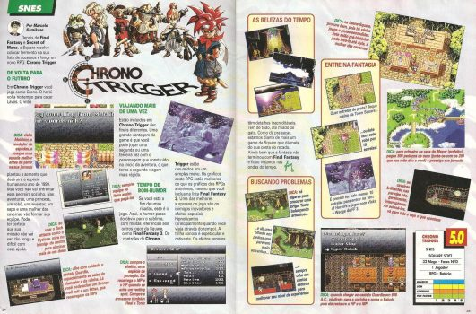 chrono-trigger-snes-revista-super-game-power-19-pagina-24-25