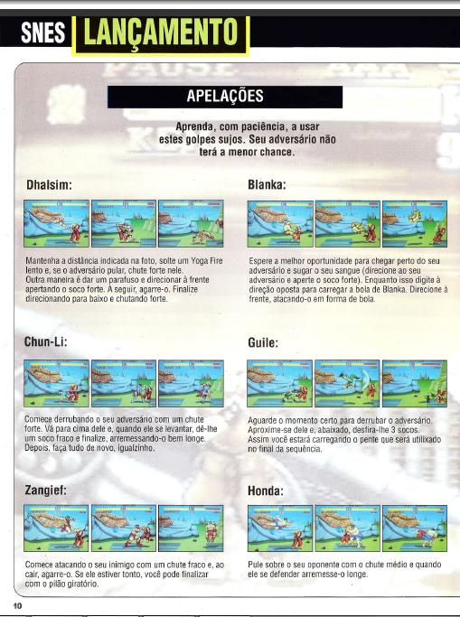 Surge a revista GamePower, publicação dedica à Nintendo Street-fighter-ii-apela%C3%A7%C3%B5es