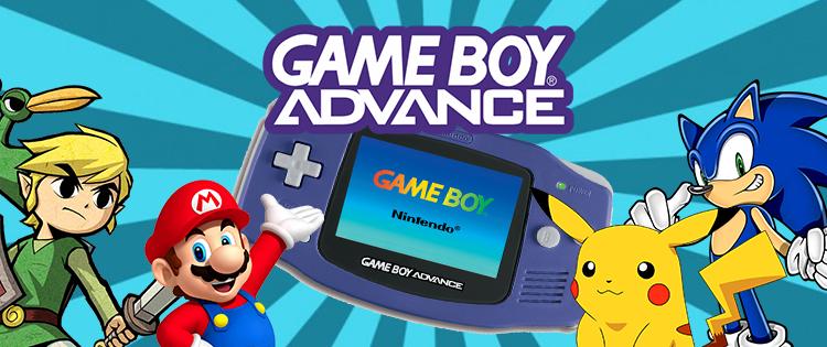 Game Boy Advance capa da publicação