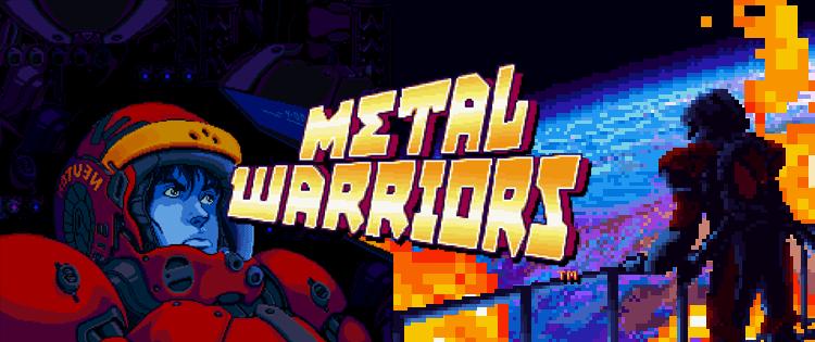 Metal Warriors Snes Robos Gigantes Numa Intensa Guerra