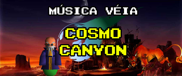 Cosmo Canyon capa