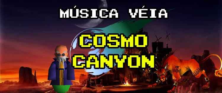 Cosmo Canyon capa