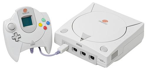 Top 10 consoles mais bonitos de todos os tempos, segundo o Asilo Retrogamer. Dreamcast-console-jogoveio