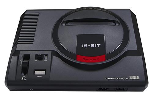 Top 10 consoles mais bonitos de todos os tempos, segundo o Asilo Retrogamer. Mega-drive-tectoy-jogoveio