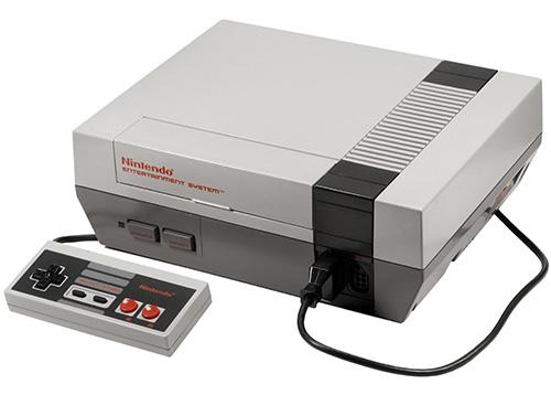 Top 10 consoles mais bonitos de todos os tempos, segundo o Asilo Retrogamer. Nes-console-jogoveio-1