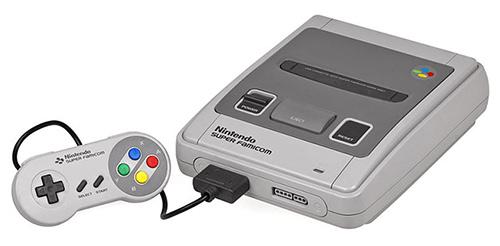 Top 10 consoles mais bonitos de todos os tempos, segundo o Asilo Retrogamer. Super-famicom-console-jogoveio