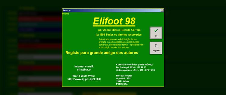 JOGO ELIFOOT GRATIS BAIXAR 2012