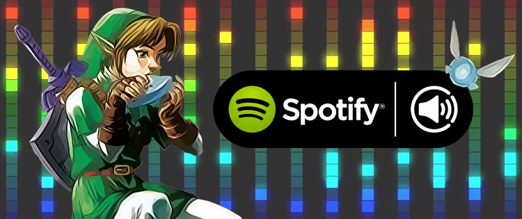 7 Sugestões de Álbuns Retrogamers no Spotify