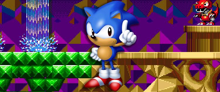 Top 5 Segredos dos jogos do Sonic