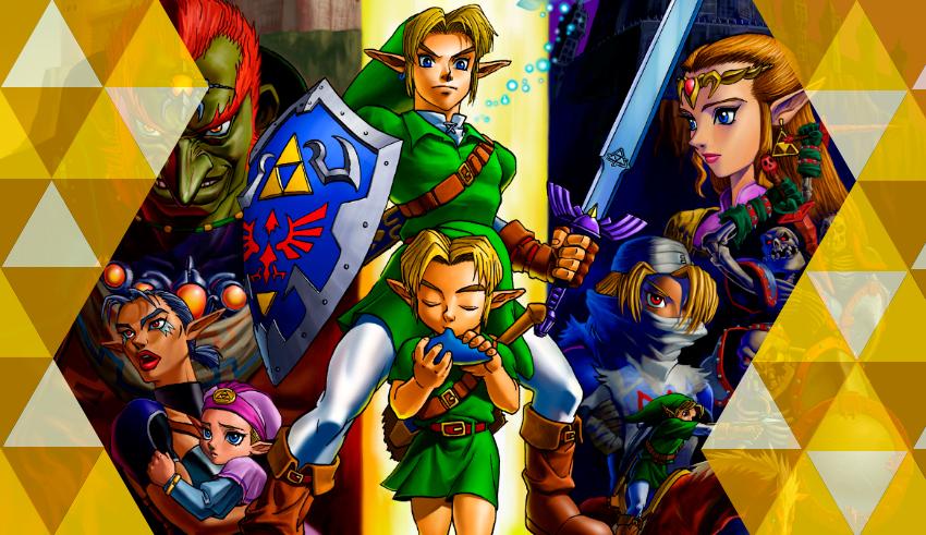 The Legend of Zelda: Ocarina of Time e seu legado para a série Capa_analisetocarina
